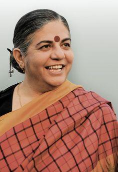 Dr Vandana Shiva