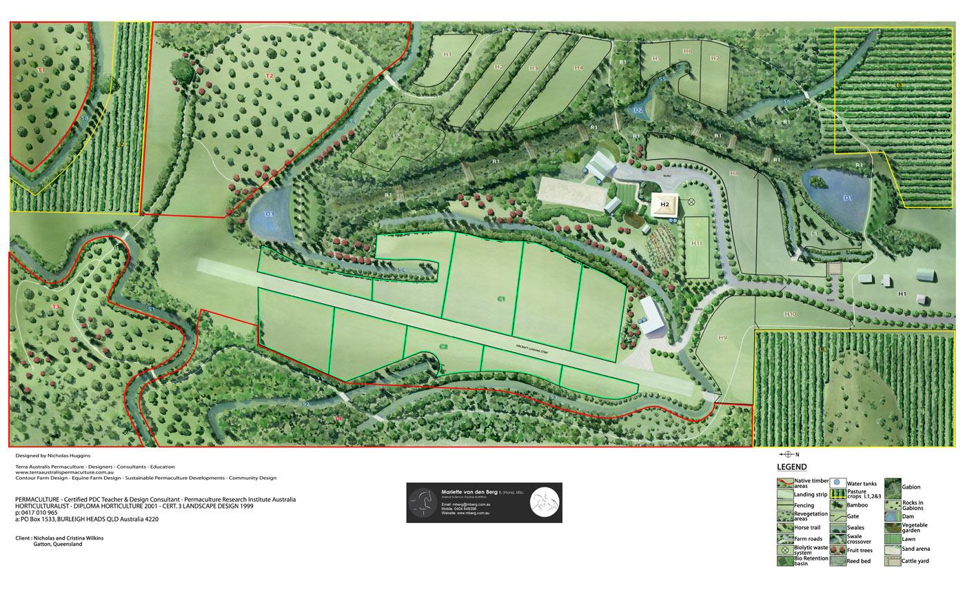 Consulting Farm Property Design Teaching Permaculture Institute Asia